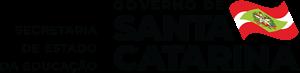 Logo - Secretaria estadual de educação de Santa Catarina