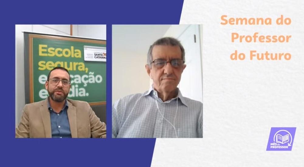 Evento Semana Professor do Futuro traz uma série de palestras destinada a educadores sobre futuro da Educação
